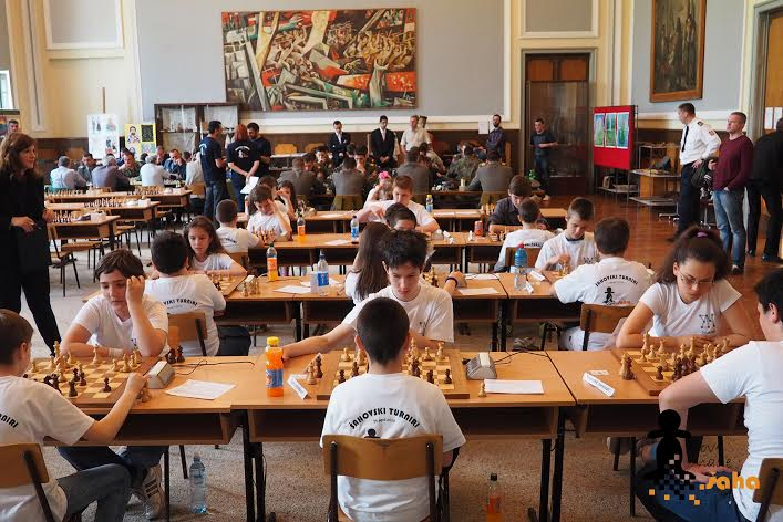 Nove nade – šahovski turnir u Domu VS