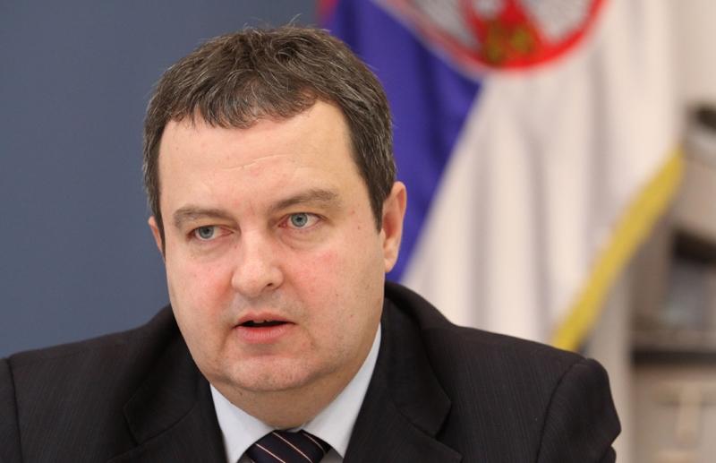 Ivica Dačić: evropski put Srbije određen je na izborima