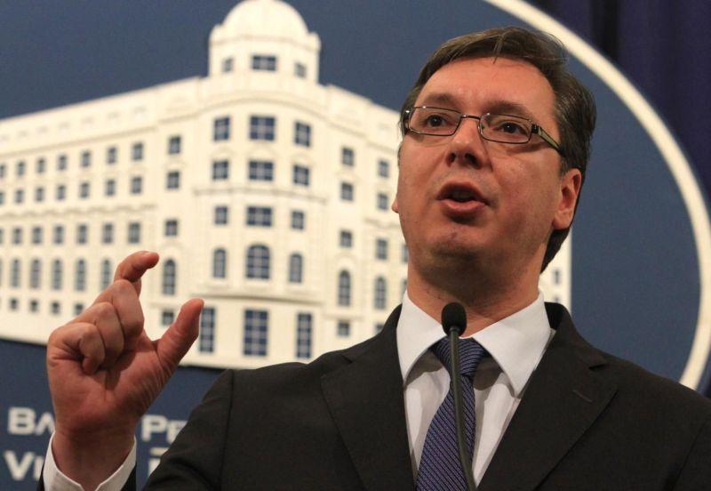 Konferencija za medije Aleksandra Vučića: Evropa se trese – Srbija stabilna!