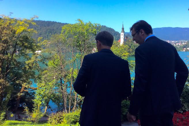 Bled: Vučić pozvao u Srbiju – Cerara i investitore
