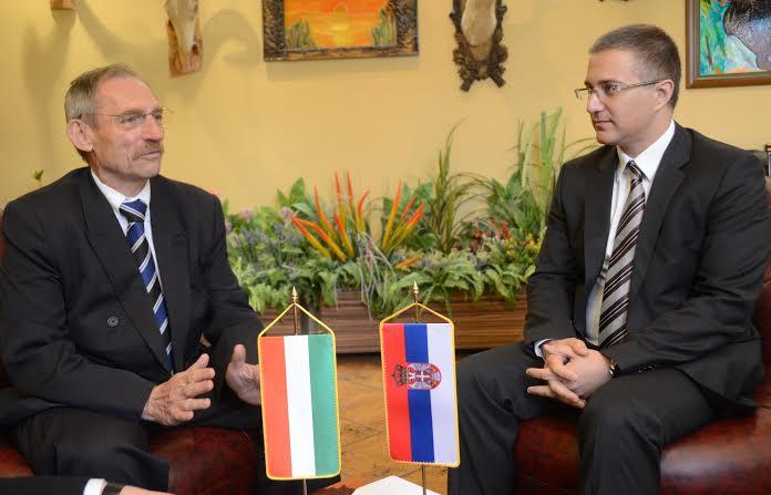 Subotica: Sastanak ministara unutrašnjih poslova Srbije i Mađarske