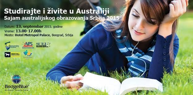 Sajam: Otvorite vrata globalnim mogućnostima – Studirajte u Australiji!