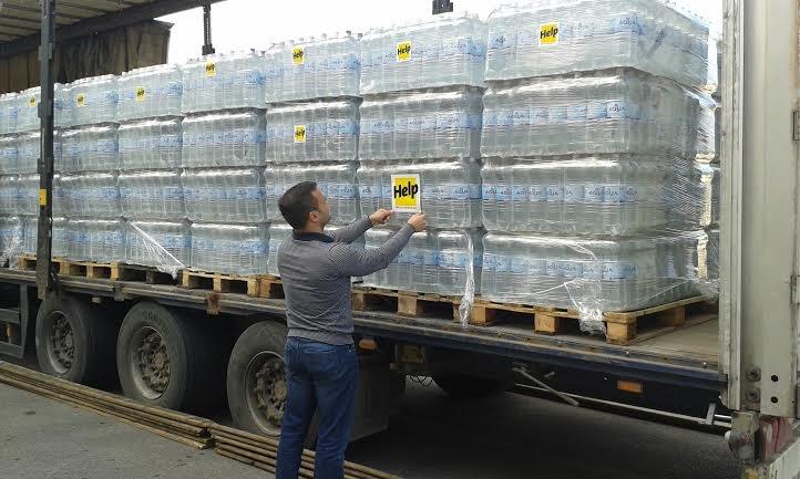 Nemačka humanitarna organizacija Help pomaže izbeglicama u Srbiji