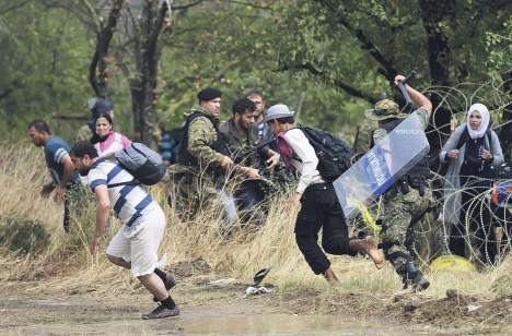 LSV: Osuda napada mađarske policije na ekipu RTS-a