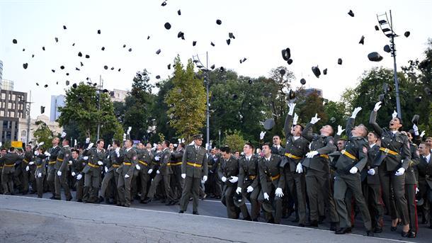 Svečana promocija najmlađih oficira Vojske Srbije