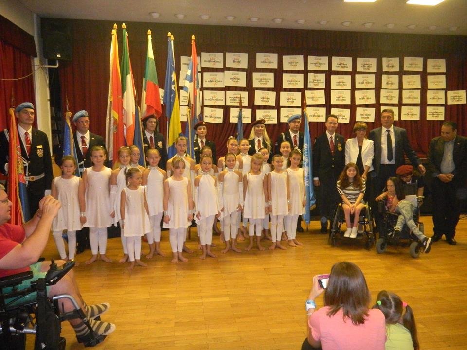 Slavuji iz «Kreative» učesnici festivala «Radost Evrope»