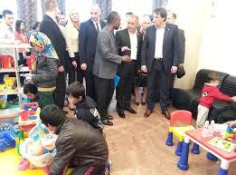 U beogradskom hotelu Bristol otvoren kutak za decu migrante