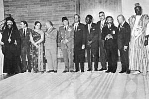 JUGOSLAVIJA, delegacija ¨efova dr¸ava sudionica konferencije nesvrstanih u Beogradu, rujan 1961.