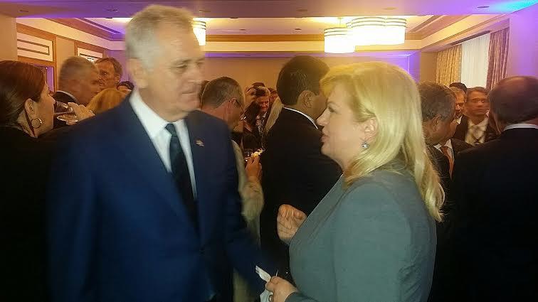 Njujork: Nikolić razgovarao sa Kolindom Grabar Kitarović