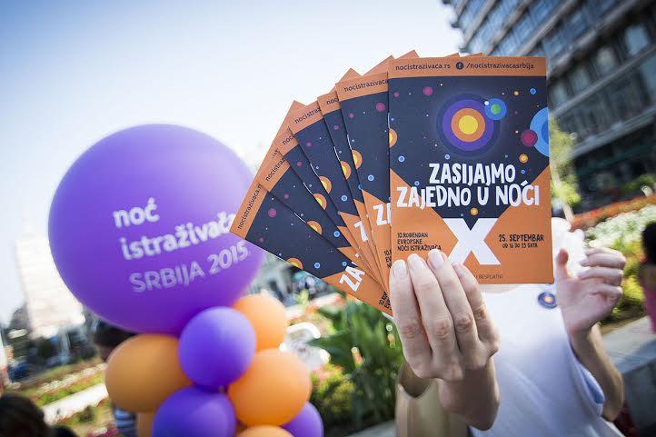 Sve je spremno za najsjajniju noć u Srbiji!