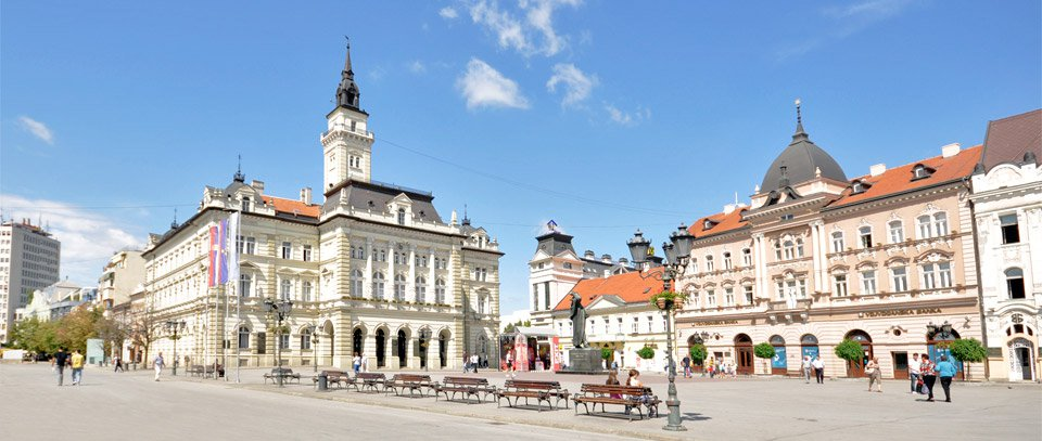 Gradski odbor LSV: Novi Sad tri godine propada