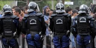 Srefanović: srpsli policajci na granici sa Mađarskom