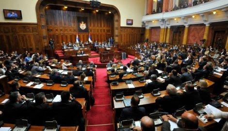 Sednica Skupštine Srbije: rasprava o paketu finansijskih zakona