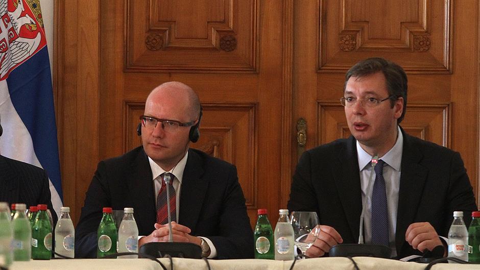 Novi Sad: Okrugli sto privrednika Srbije i Češke
