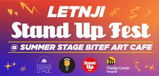 Od 2. u Doma Sindikata i Ben Akiba comedy club& bar održava se StandUpFest 2015 – Prst u oko