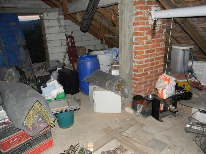 U selu Merošine policija otkrila dilera droge