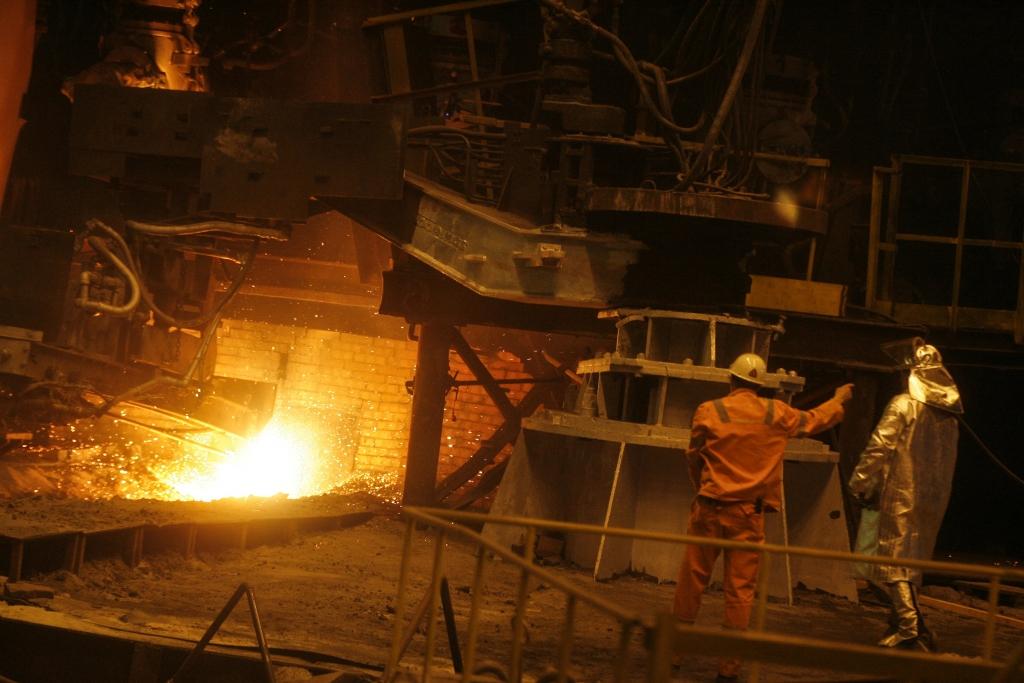 Železara Smederevo: počela da radi druga visoka peć