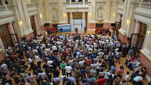 Četrnaesti Studentski debatni turnir Belgrade Open 2015
