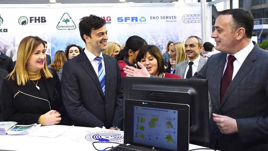 Otvorena dva međunarodna sajma – energetike i zaštite životne sredine