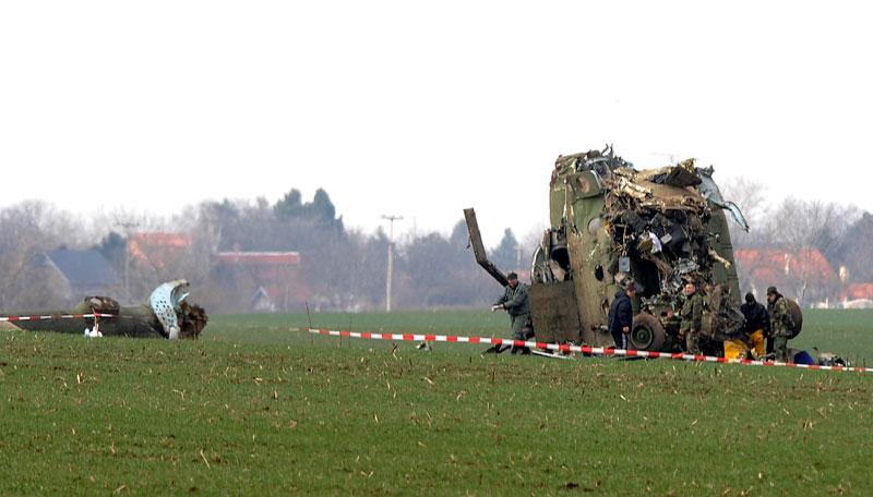 Vojni disciplinski sud izrekao prvostepenu presudu u slučaju pada helikoptera