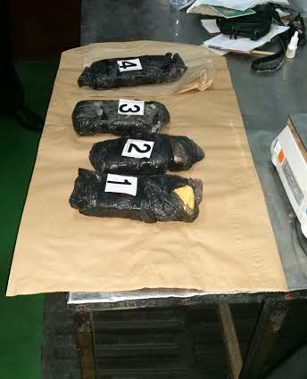 Gradina: Uhapšeni Bugari – dileri droge