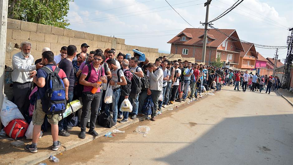 Migrantska kriza: Švajcarska pomaže Srbiju