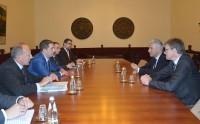 Marko Đurić o Kosovu razgovarao sa Ernstom Rajhelom