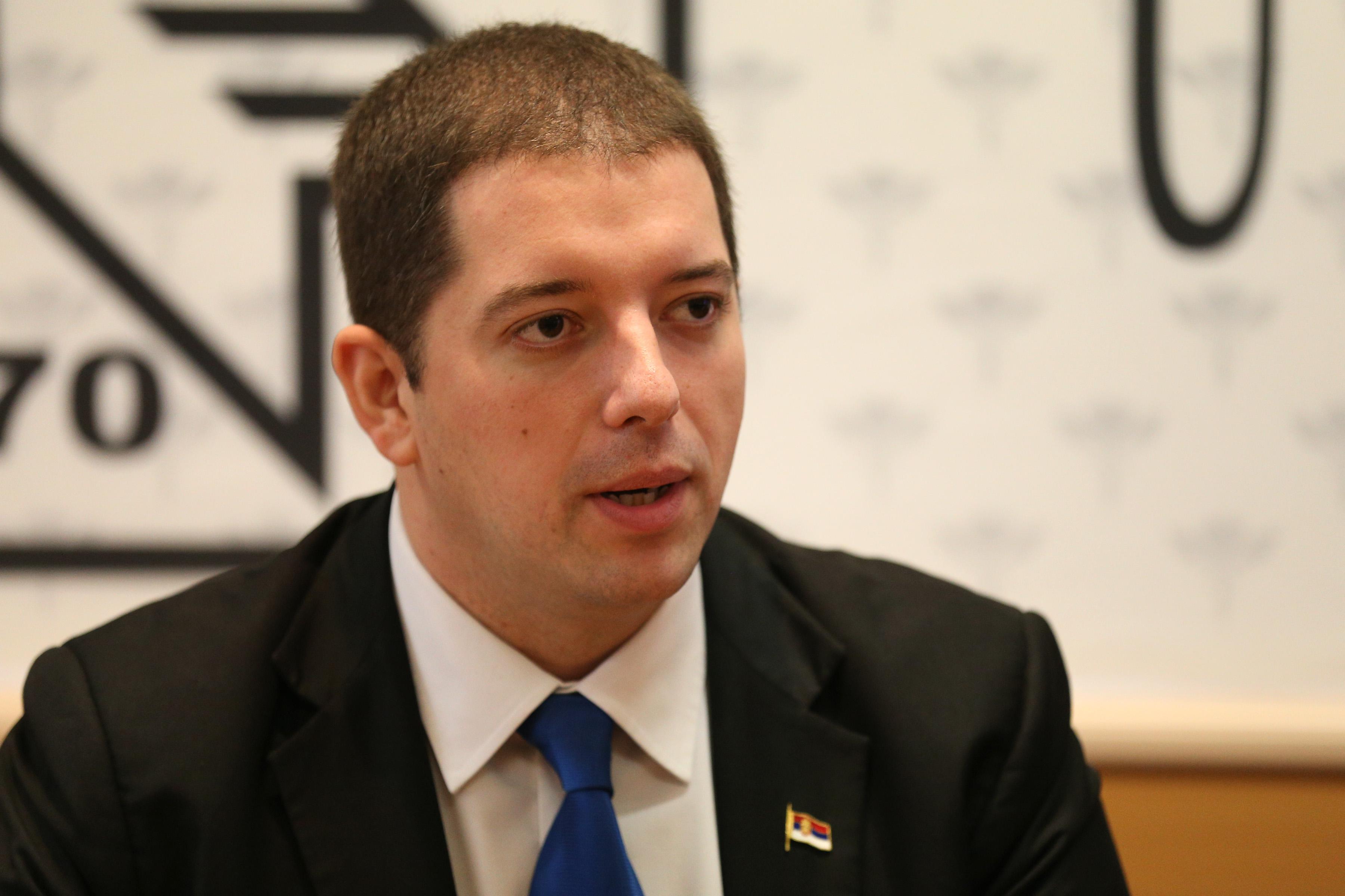 Đurić osudio napad na Jablanovića
