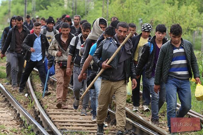 Đorgo Ivanov u Briselu: Makedonija ima mesta za samo 2.000 migranata