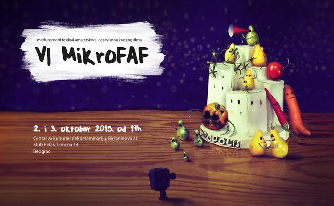 Nagrađeni filmovi na VI MikroFAF-u