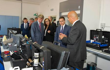 Ministar Nebojša Stefanović otvorio Sajam bezbednosti