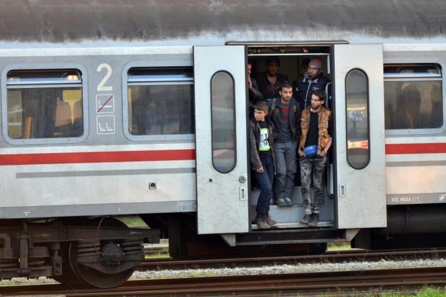 Problemi sa prihvatanjem izbeglica u Sloveniji