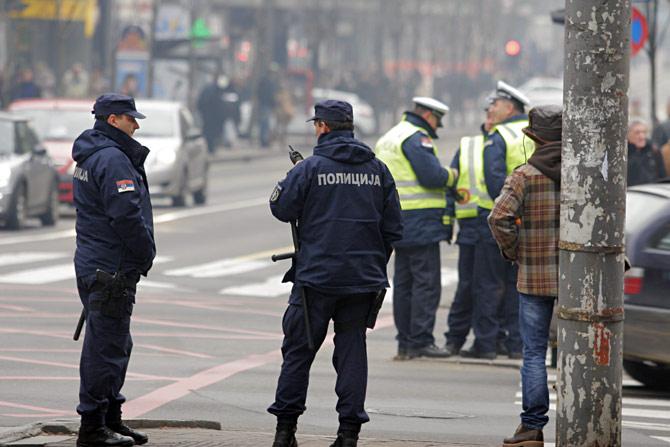 Niš: Velika policijska akcija