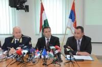 Zajednička akcija srpske, mađarske i slovačke policije: uhapšeno 20 kriminalaca