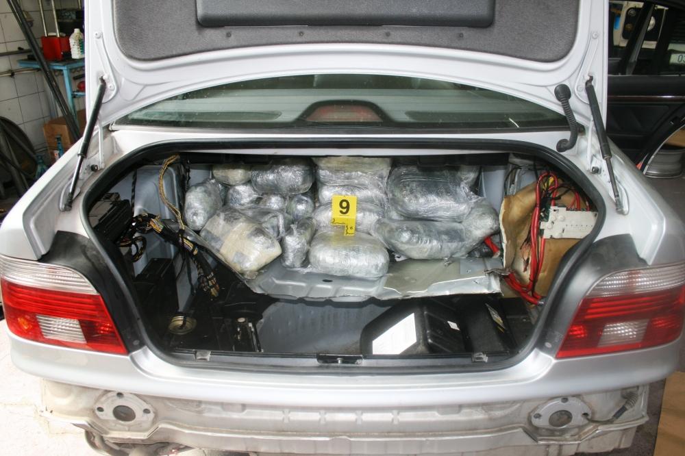 Smederevo: uhapšen švercer droge