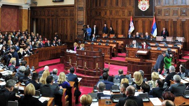 Skupština Srbije: Poslanička pitanja