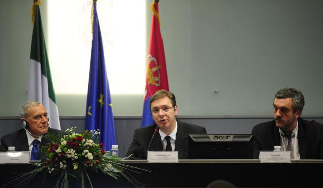 Srpsko italijanski poslovni forum u Privrednoj komori