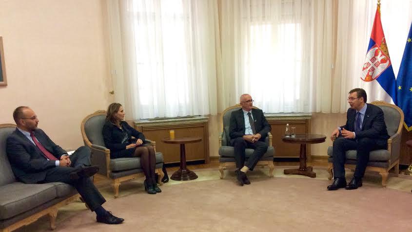 Nezavisni kontrolori ljudskih prava kod Vučića