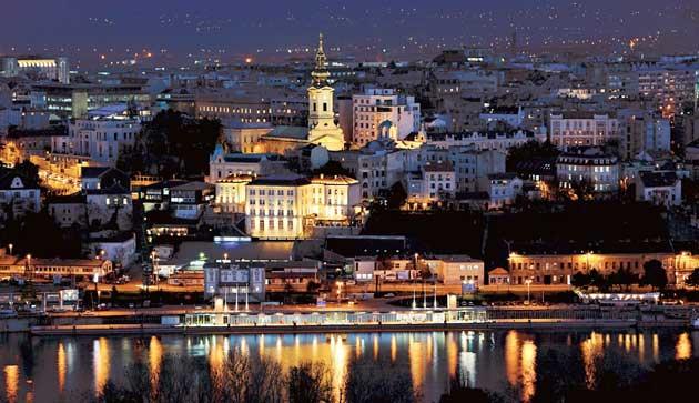 TOS promoviše u Parizu foto monografiju lepota Srbije