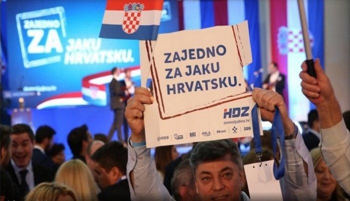 Izbori u Hrvatskoj: HDZ u vodstvu
