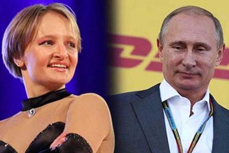 Rojters otkriva identitet ćerke Vladimira Putina!