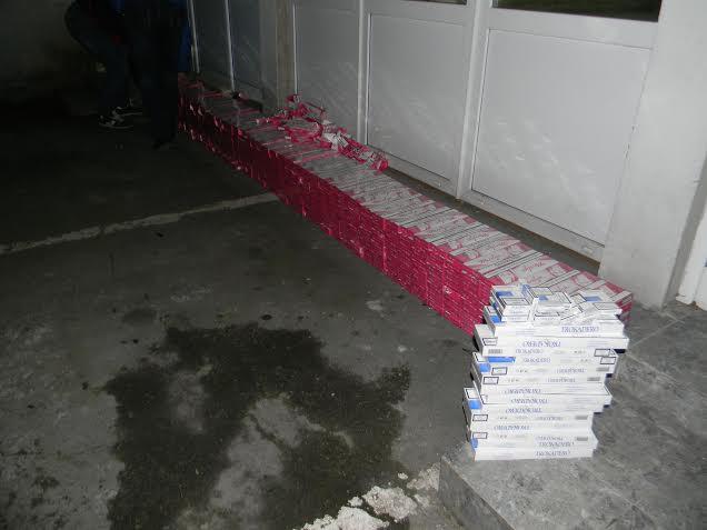 Novi Pazar: policija zaplenila preko 5.000 paketića cigareta