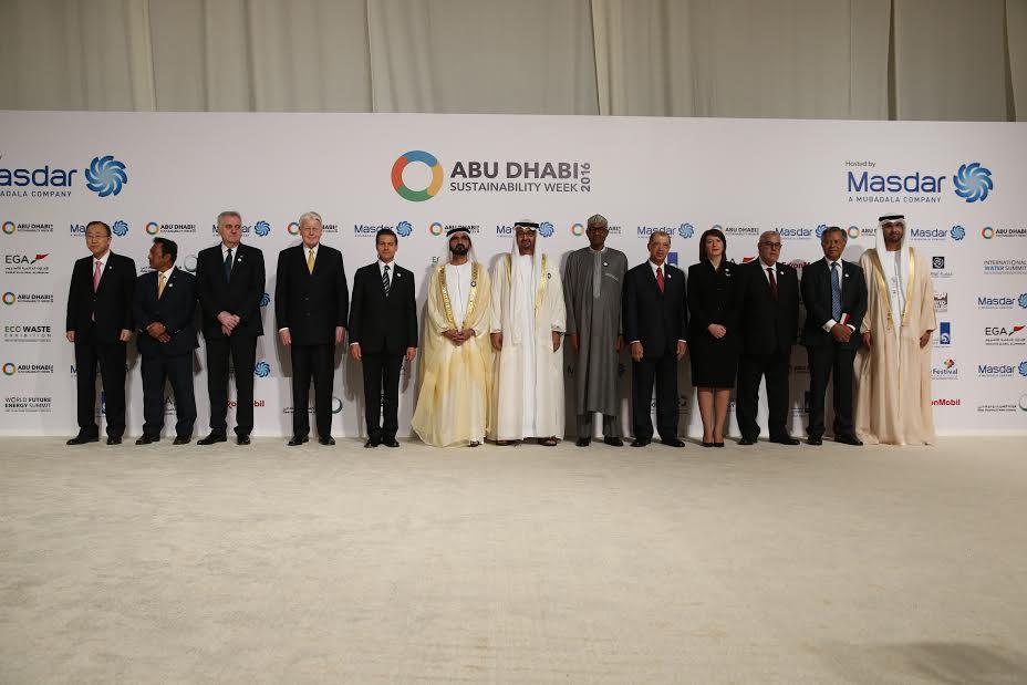 Predsednik Nikolić prisustvovao u Abu Dabiju otvaranju 9. svetskog samita za energiju budućnosti