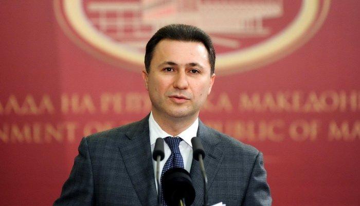 Skopje: Gruevski podnio ostavku