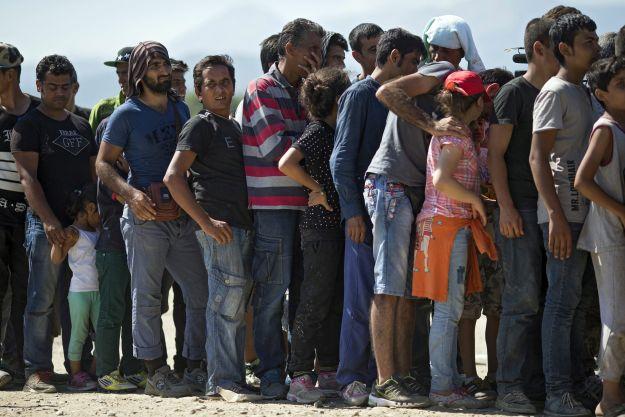 Migrantska kriza: Evropa menja režim