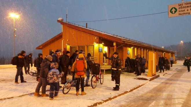 Norveška prebacuje migrante u Rusiju