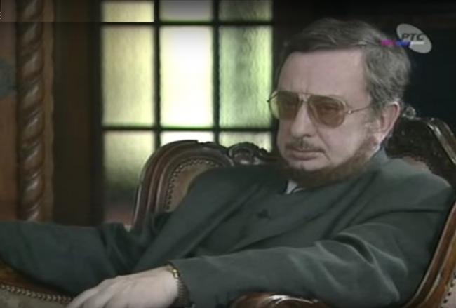 Umro glumac Dušan Golumbovski – Ozren Soldatović