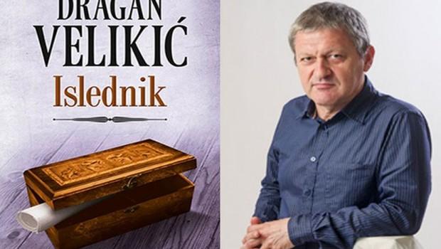 "Draganu Velikiću dodeljena je NIN-ova nagrada za roman ""Islednik"""