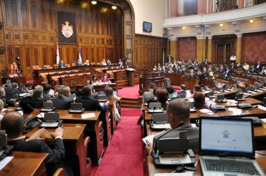 Skupština Srbije o zakonima o policiji, javnom redu i miru