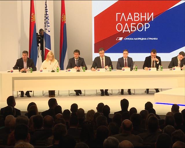Lider SNS hoće izbore da bi razrešio društveni sukob koji blokira reforme